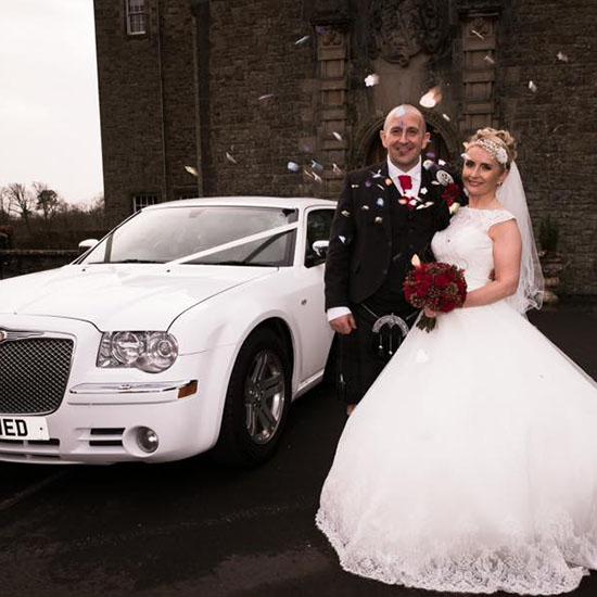 Wedding Car Packages : Wedding Cars Ayrshire : Full Wedding Package