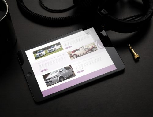New Website for Luxury Car Hire in Ayrshire